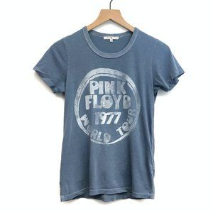 Junk Food Pink Floyd Graphic Tee Shirt - Size S
